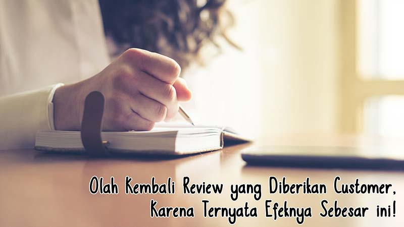 Review dari customer